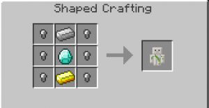 Iron Golem Craft