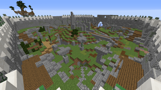"Map ""ruines"" ""Focus PvP 1.8"""