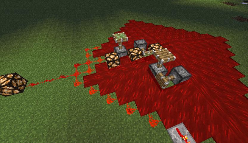 Aussi sympa pour faire un rivière de sang.