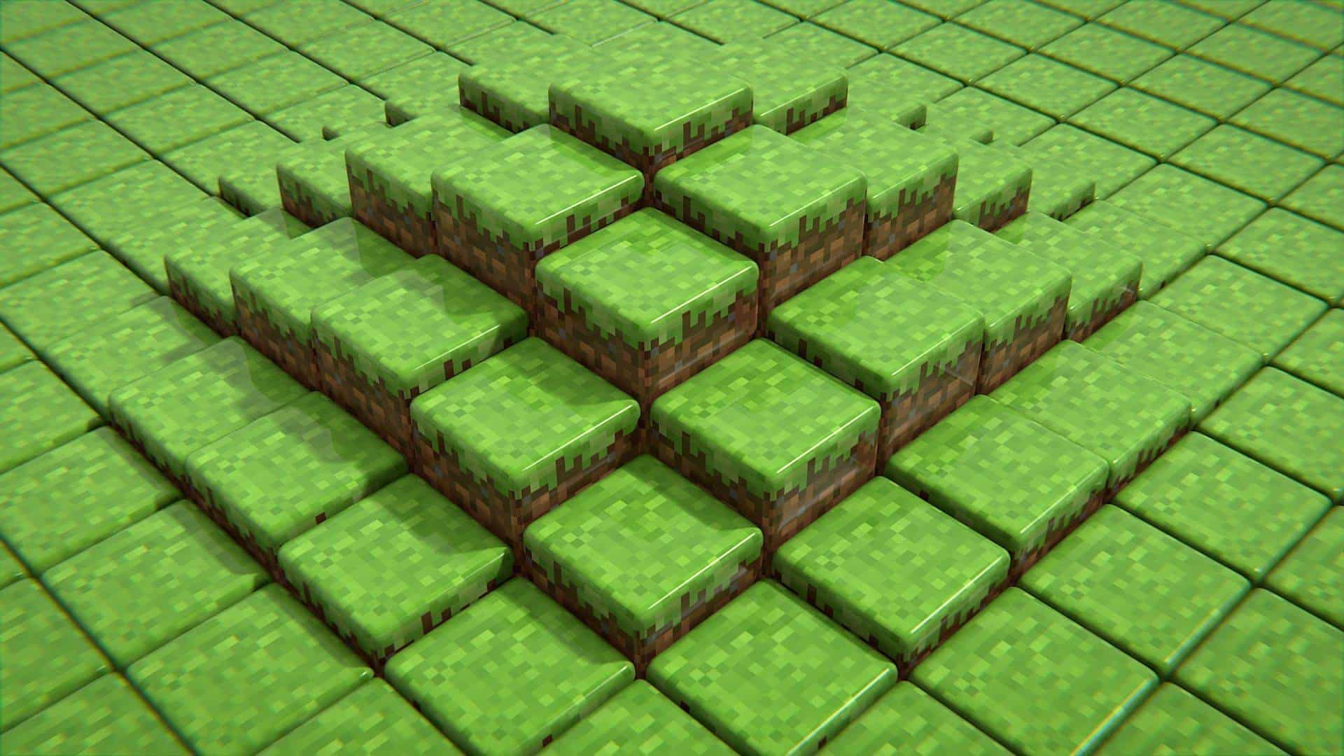 minecraft-green-hill