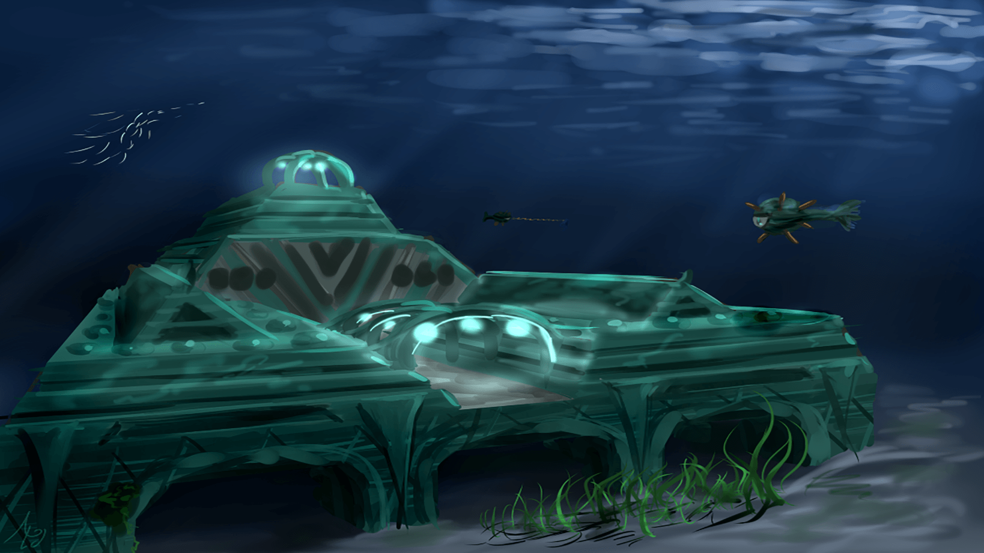 minecraft_ocean_monument__14w25a_snapshot__by_algoinde-d7trjzx