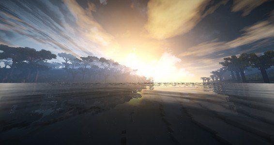Trois maps de Terraforming
