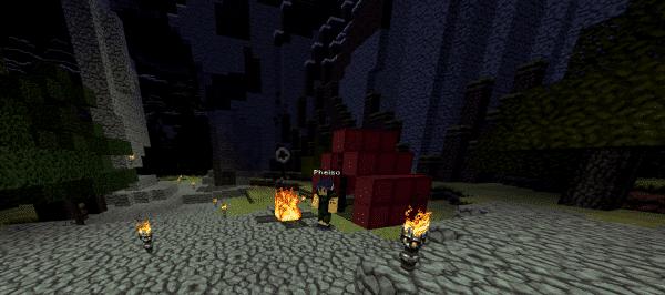 MineFear - Campement