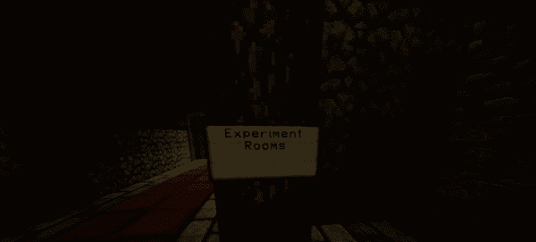 MineFear - Experimental Room