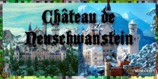 Une Chateau de Neuschwanstein