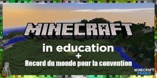 Une Minecraft in educ