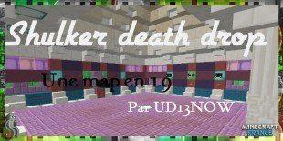 Shulker death drop