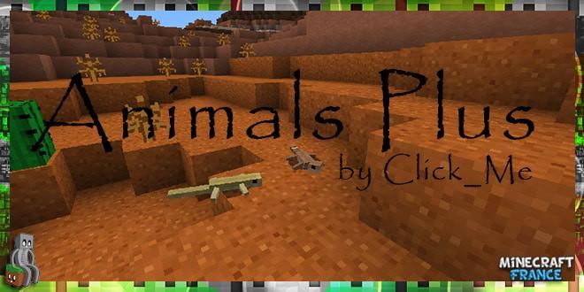 Photo of [Mod] Animals Plus [1.9]