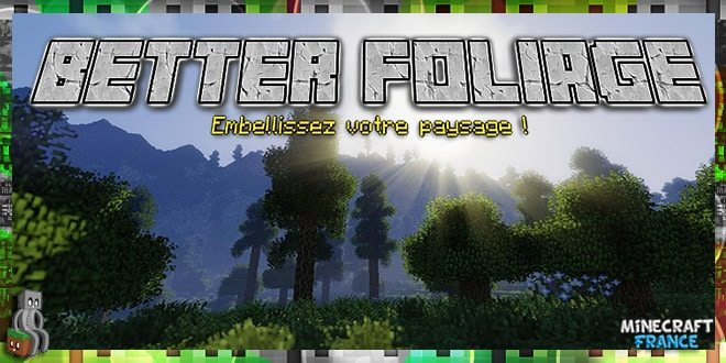 Mod Better Foliage