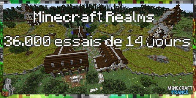 Photo of Map Minecraft Realms + 36.000 serveurs en essai gratuit