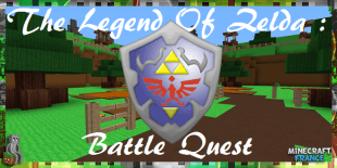 The Legend Of Zelda Battle Quest