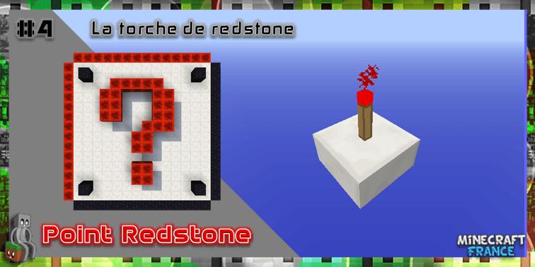 Photo of [Point Redstone] #4 – La torche de redstone