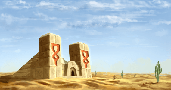 minecraft_desert_temple_by_algoinde-d7trjdf