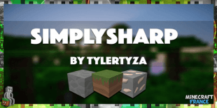Miniature Resource pack - SimplySharp