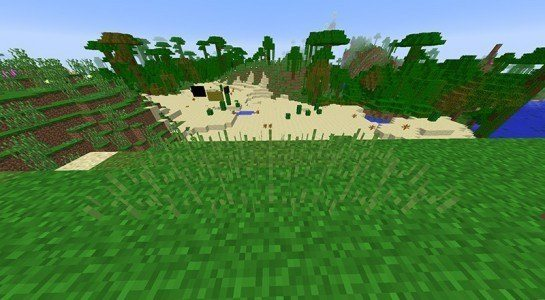 Short Prehistoric Grass