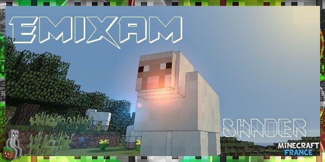 Photo of [Mod] Emixam Shader [1.7 1.8]