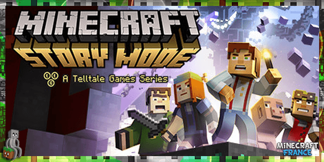 Photo of [Test] Minecraft Story Mode – Épisode 1 – The Order of the Stone