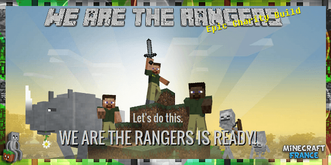 We Are Tjhe Rangers