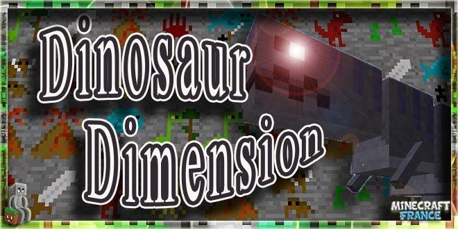 Photo of [Mod] Dinosaur Dimension [1.7.10]