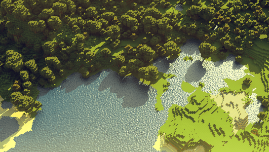 minecraft__lake_by_cuberon-d484lln