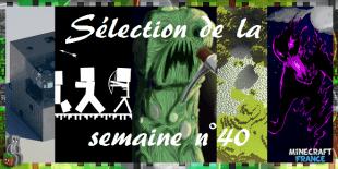 sélection semaine 40