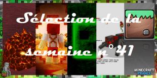 sélection semaine 41