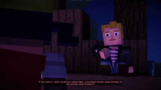 Minecraft Story Mode