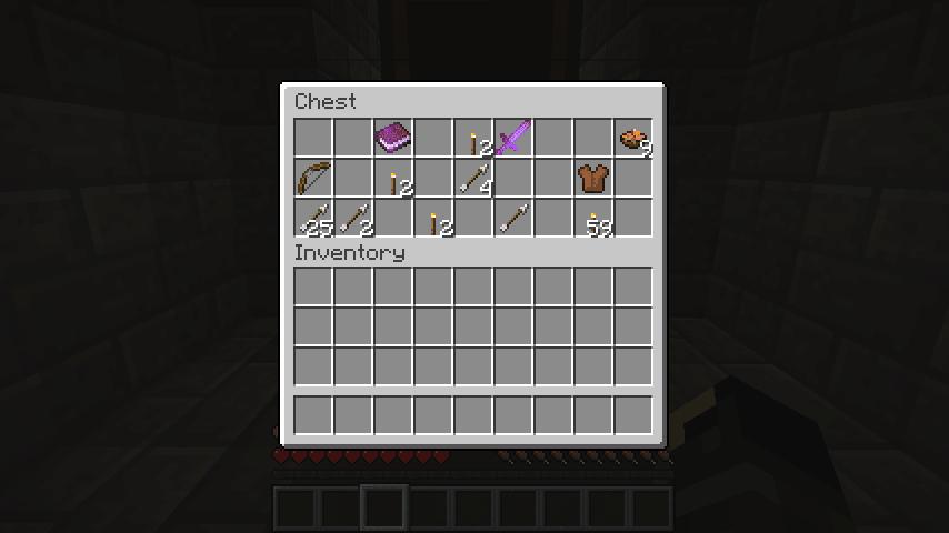 Rogue - stuff minecraft