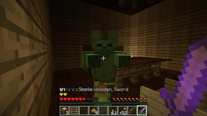 Rogue - zombie modifié