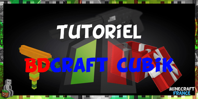 Photo of [Logiciel|Tutoriel] BDCraft Cubik