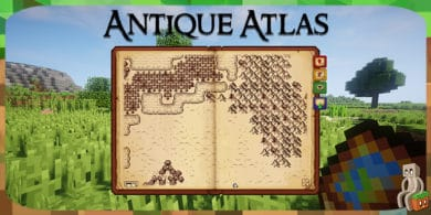 Photo of [Mod] Antique Atlas [1.14.4 – 1.16.1]