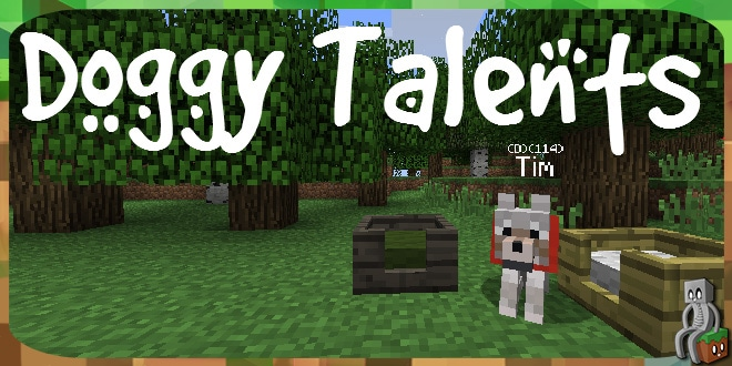 Photo of [Mod] Doggy Talents [1.7.10 – 1.15.2]