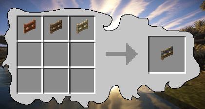 Craft portillon doors