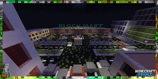 карты на майнкрафт 1.8.8 зомби города #5