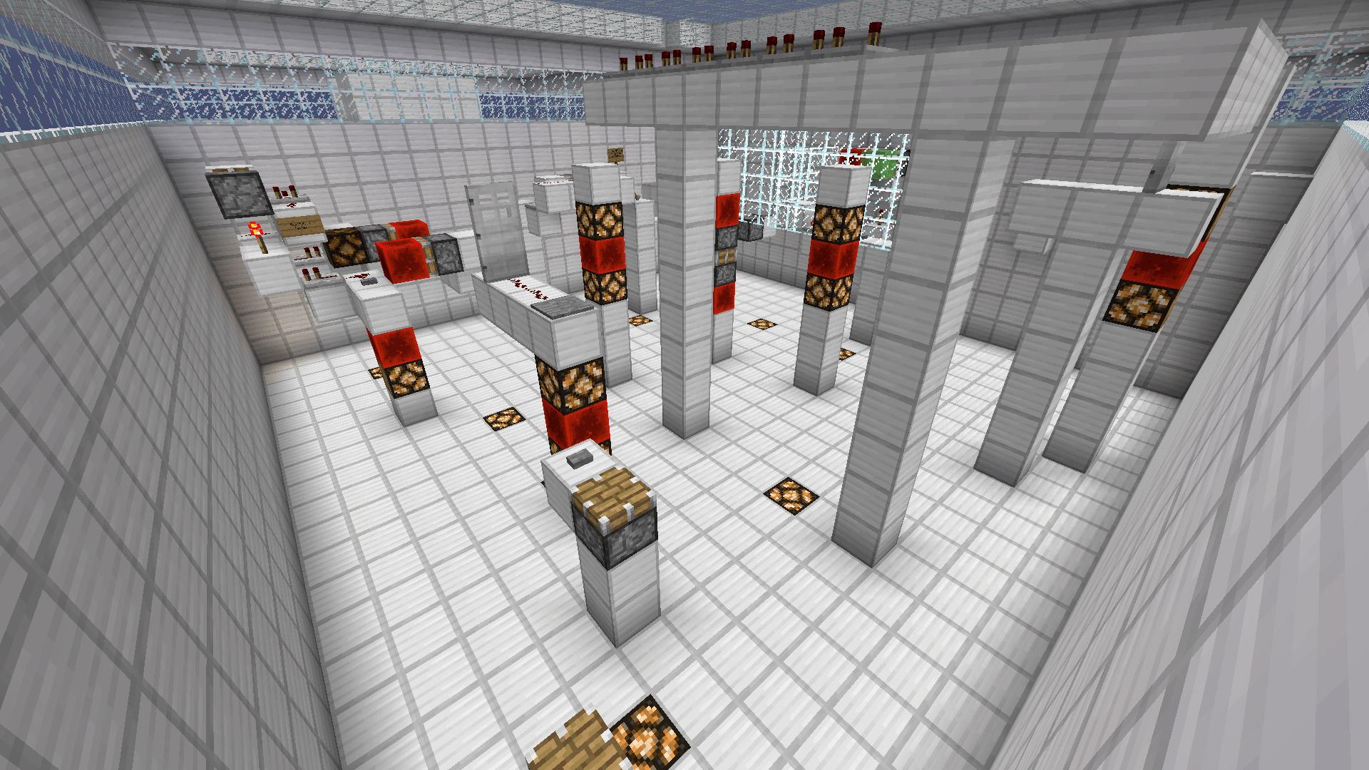 Le laboratoire dans Jumparty