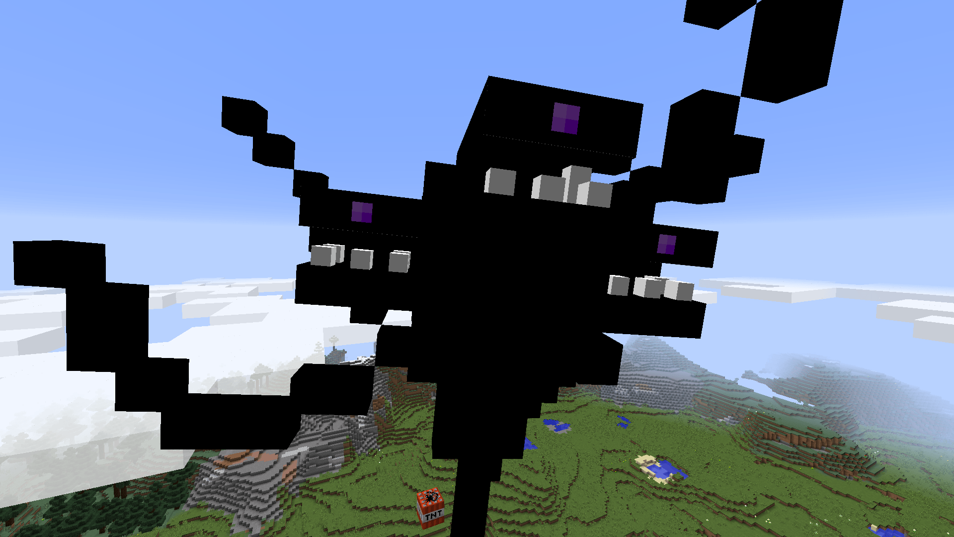 Image du Wither storm
