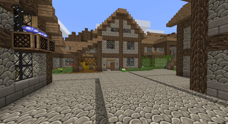 GravyCraft - Village