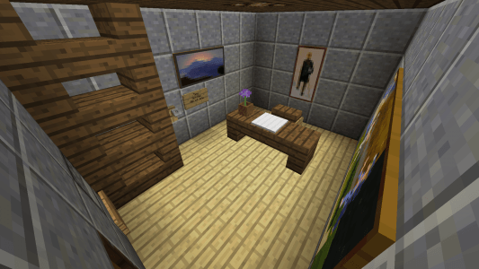 map quandary 15w51b minecraft france. Black Bedroom Furniture Sets. Home Design Ideas