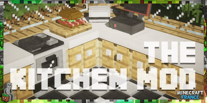 Photo of [Mod] The Kitchen Mod [1.7.10]