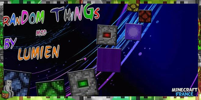 Photo of [Mod] Random Things [1.8.9]