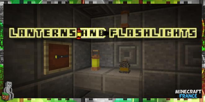Photo of [Mod] Lantern and Flashlight Mod [1.8.9]