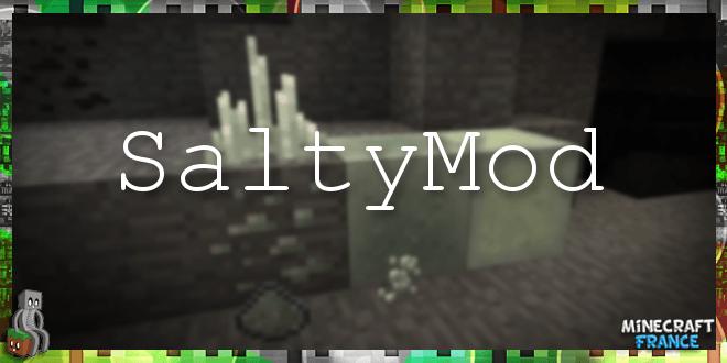 Photo of [Mod] SaltyMod [1.8.9]