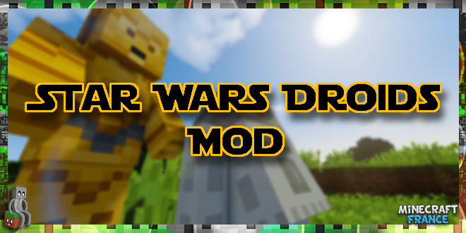 Photo of [Mod] Star wars droid [1.8+]