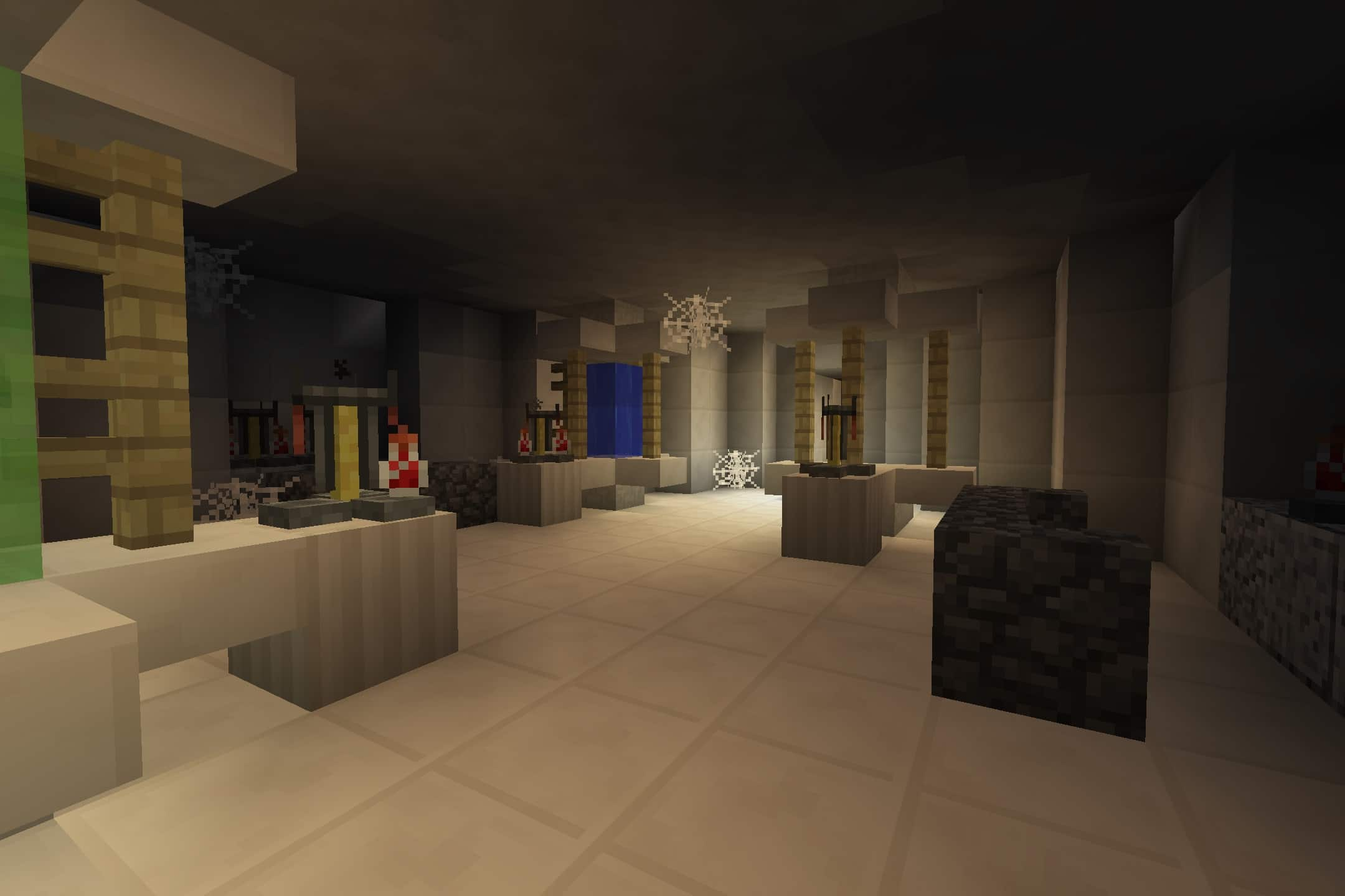 le laboratoire de Corpus