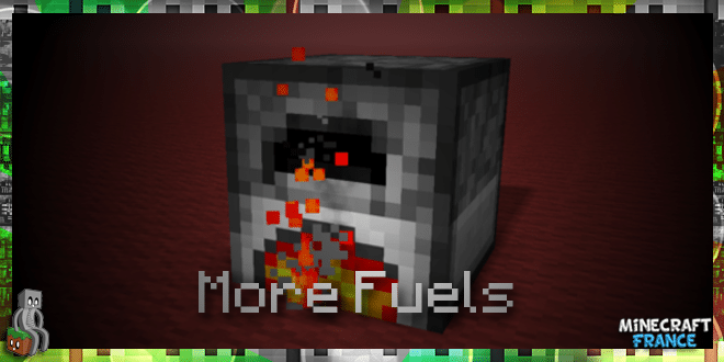Photo of [Mod] More Fuels [1.7.10 – 1.11.2]