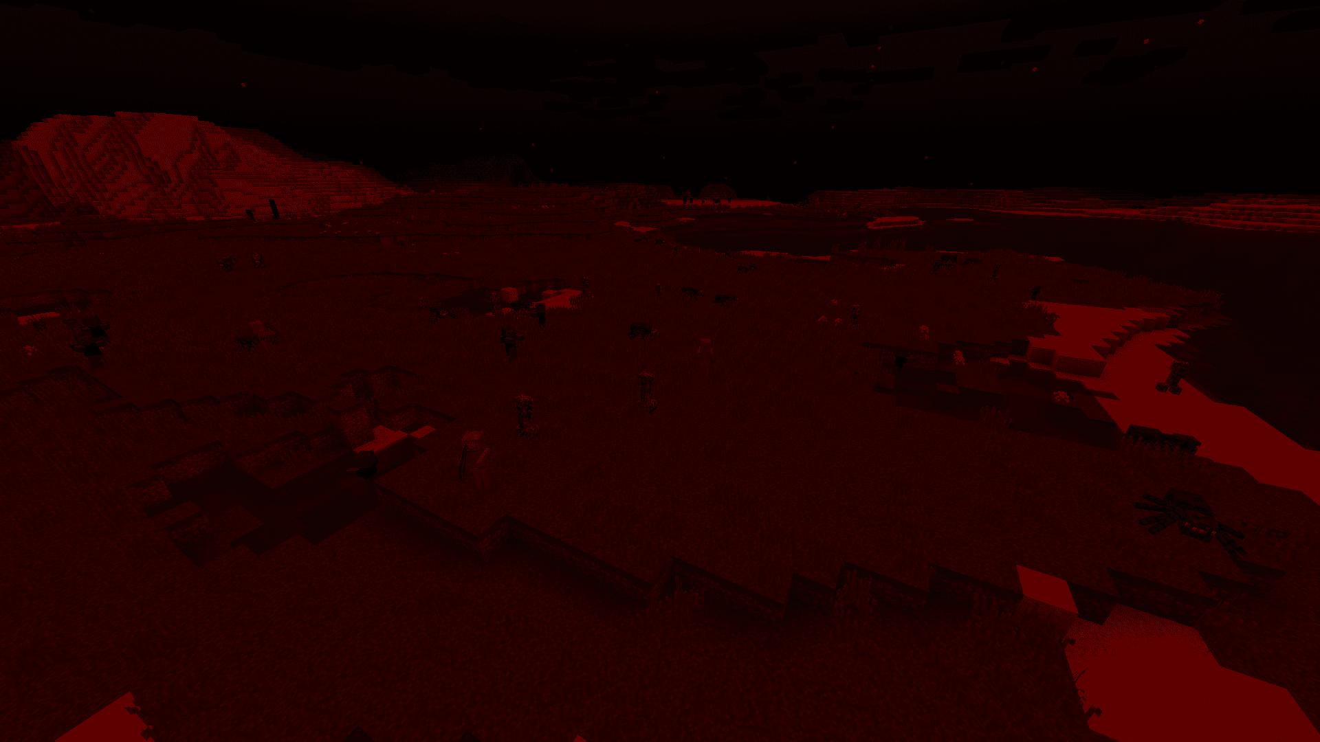 nuit avec bloodmoon