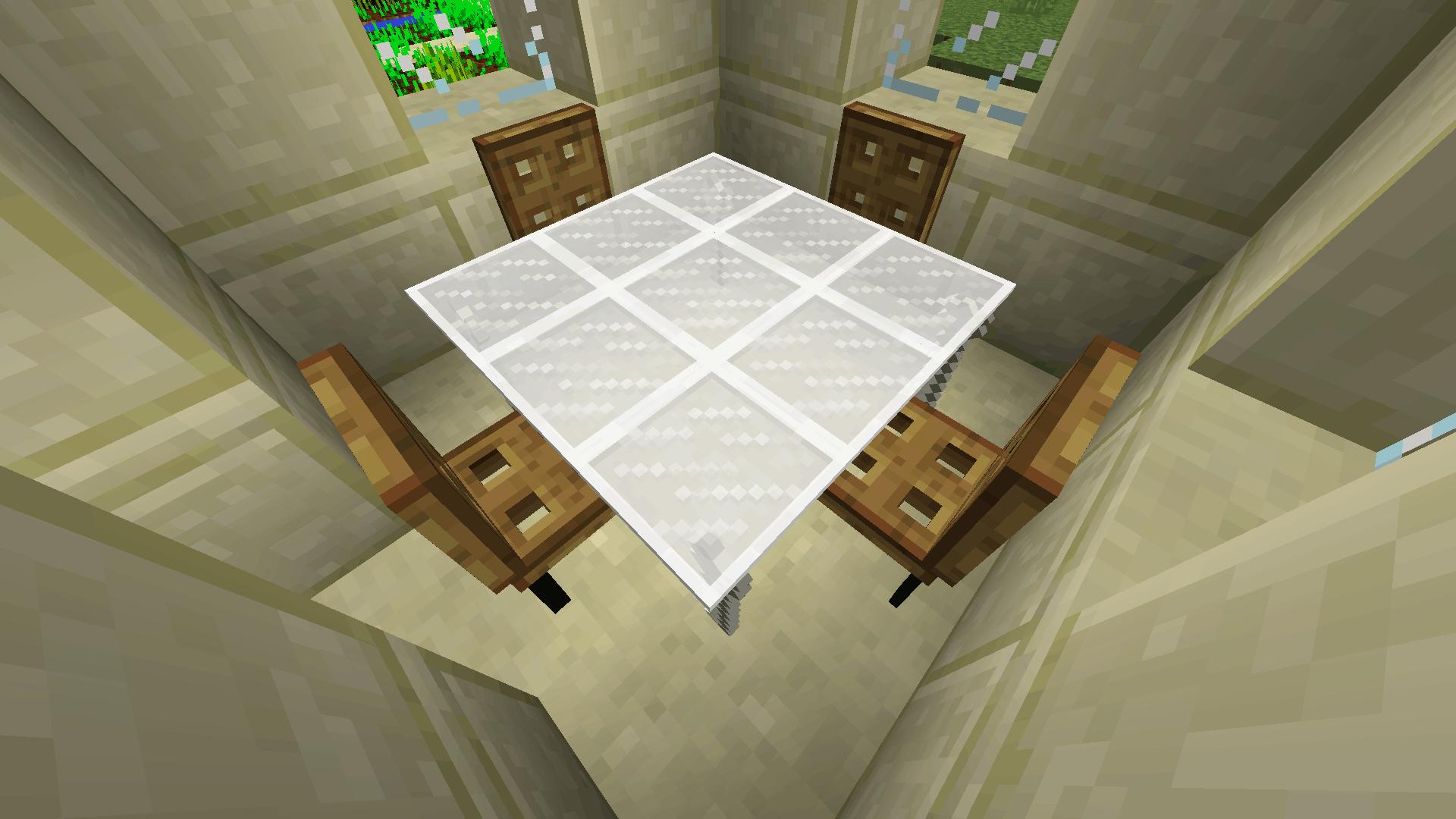 grande table de Furniture