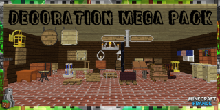 Decoration Mega Pack - Une