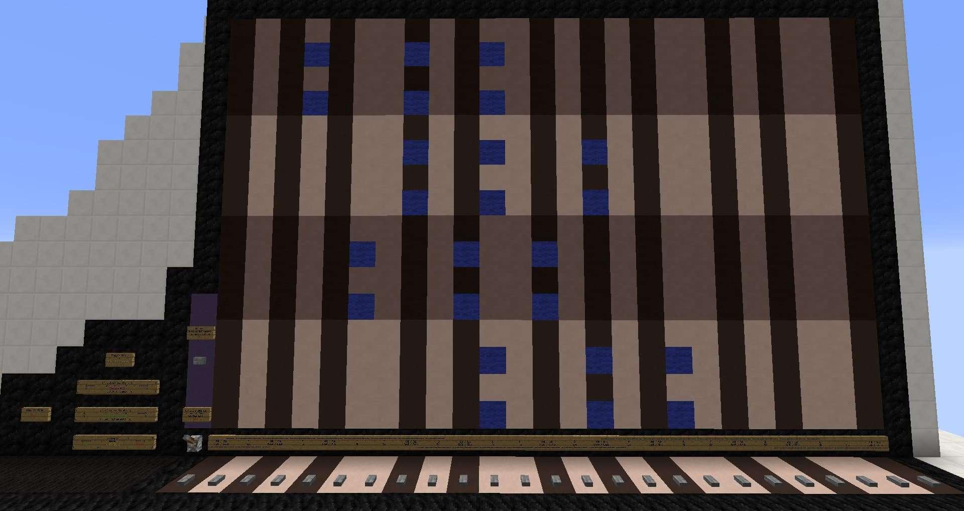 clone - séquenceur musical - piste