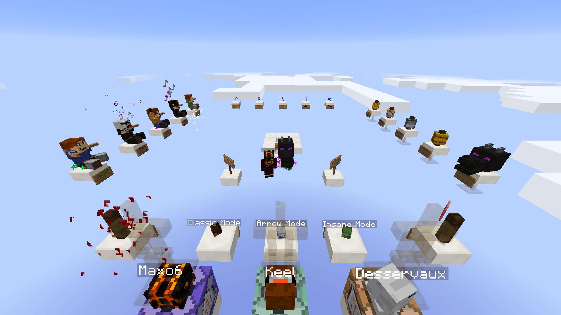 lobby de MakersSpleef